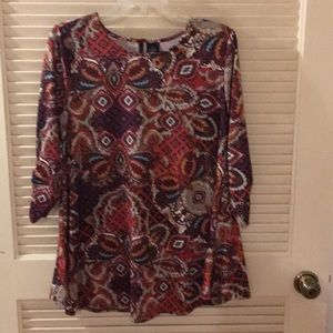 New Direction tunic top